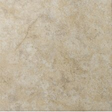 "Toledo 13"" x 13"" Glazed Ceramic Tile in Beige"