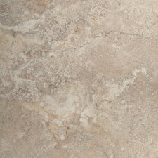 "Primavera 13"" x 13"" Glazed Porcelain Tile in Flora"
