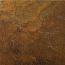 "<strong>Emser Tile</strong> Bombay 7"" x 7"" Porcelain Floor Tile in Thane"