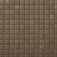 Lucente Glossy Mosaic in Soft Mauve