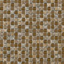 Lucente Stone and Glass Mosaic Blend in Venezia