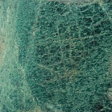 "Natural Stone 12"" x 12"" Marble Tile in Oasis Green"