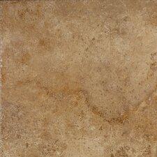 "Sistina 7"" x 7"" Porcelain Floor Tile in Mucelli"