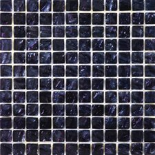 "<strong>Emser Tile</strong> Vista 12"" x 12"" Glass Mosaic in Seguso"
