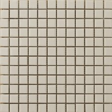 "Classica 1"" x 1"" Mosaic in Cream"