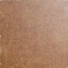 "Genoa 7"" x 7"" Glazed Porcelain Floor Tile in Sauli"