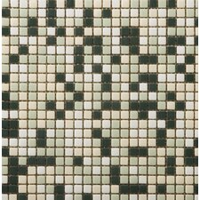 """Image 1/2"""" x 1/2"""" Glossy Glass Mosaic in Representation"""