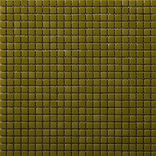 """Image 1/2"""" x 1/2"""" Glossy Glass Mosaic in Idea"""