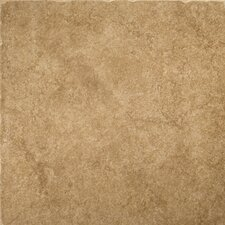 "Genoa 7"" x 7"" Glazed Porcelain Floor Tile in Campetto"