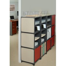"42.6"" Office Supply Station"