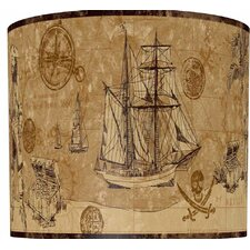 "11"" Serious Pirates Drum Shade"