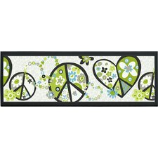 Peace Signs Wall Plaque