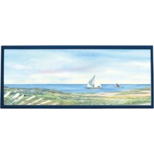 "<strong>Illumalite Designs</strong> Coastal Lighthouse Wall Art - 10.25"" x 25"""