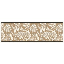 Damask Wall Plaque
