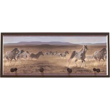 Wyoming Framed Painting Print