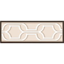 <strong>Illumalite Designs</strong> Graphic Arch Wall Plaque