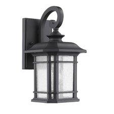 Transitional 1 Light Franklin Outdoor Wall Sconce