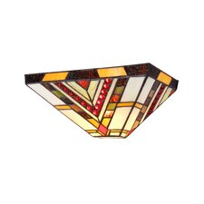 Mission 1 Light BraxtonWall Sconce
