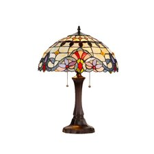 Victorian Cooper Table Lamp