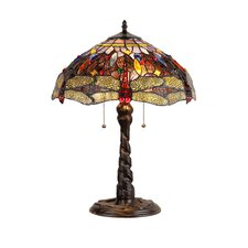 Dragonfly Dragon Table Lamp