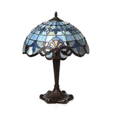"Tiffany 24"" H Style Victorian Table Lamp"