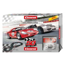 Evolution Celebracers Slot Car Playset