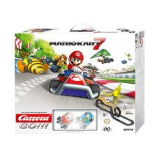 GO!! Mario Kart 7 Slot Car Vehicle Set