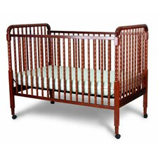 <strong>Angel Line</strong> Jenny Lind Fixed Side 2-in-1 Convertible Crib Set