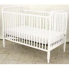 <strong>Angel Line</strong> Jenny Lind Fixed Side Convertible Crib