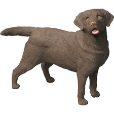 Original Size Sculptures Labrador Retriever Figurine