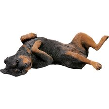 Original Size Rottweiler Sculpture