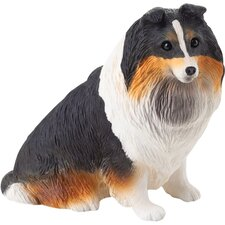 <strong>Sandicast</strong> Small Size Shetland Sheepdog Sculpture