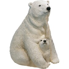 Forever Friends Polar Bear and Cub Figurine