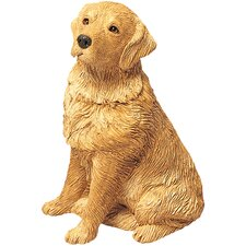 Mid Size Sculptures Retriever Figurine