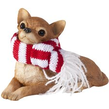 Chihuahua Christmas Tree Ornament