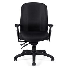<strong>Offices To Go</strong> Mid-Back Multi-Function Office Chair