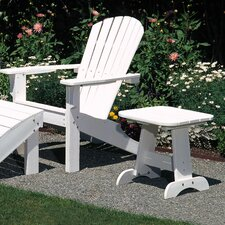 <strong>Seaside Casual</strong> Adirondack Side Table