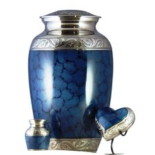 Grecian Cremation Urn Set