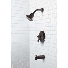 Charlestown Single Handle Tub and Shower Faucet