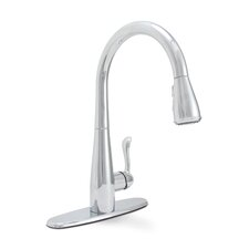 Sanibel Single Handle Pull Down Kitchen Faucet