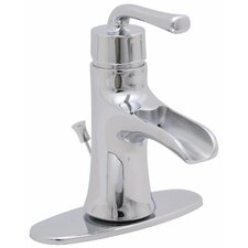 <strong>Premier Faucet</strong> Sanibel Single Handle Bathroom Faucet with Optional Deck Plate