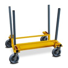American Cart and Equipment Lo-Rider Drywall Cart
