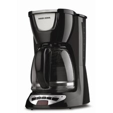 <strong>Black & Decker</strong> 12 Cup Programmable Coffee Maker