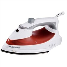 <strong>Black & Decker</strong> Light-N-Easy Non-Stick Iron