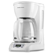 <strong>Black & Decker</strong> 12 Cup Coffee Maker