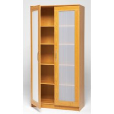 Tall Framed 2 Door Storage Cabinet