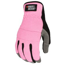 Ladies Slip On Work Glove