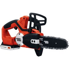 <strong>Black & Decker</strong> Lithium Chainsaw