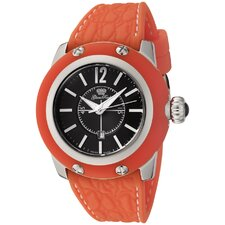 Women's Palm Beach Watch in Black Dial