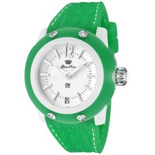Women's Miss Miami Beach Watch in Green